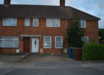 Thumbnail 3 bed terraced house to rent in Warneford Road, Harrow, Greater London