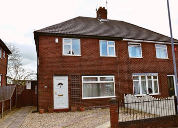Thumbnail 3 bedroom semi-detached house for sale in Anthony Place, Longton, Stoke-On-Trent