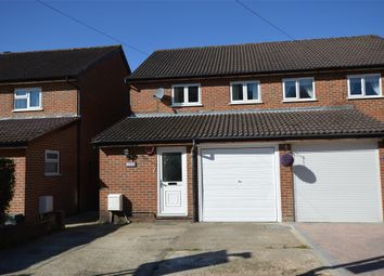 Thumbnail 3 bedroom semi-detached house for sale in Frenches Road, Redhill