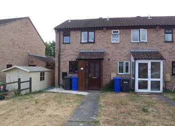 Thumbnail 2 bed end terrace house to rent in Bramblewood Way, Halesworth