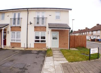 Thumbnail 2 bedroom semi-detached house for sale in Angelica Drive, Liverpool