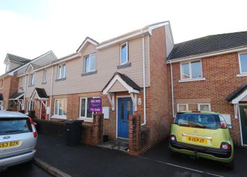 Thumbnail 2 bed terraced house for sale in Wembury Drive, Torquay