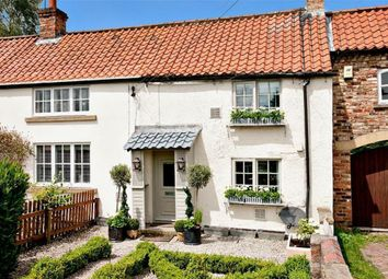 Thumbnail 2 bed cottage for sale in Carrside, Great Ouseburn, York