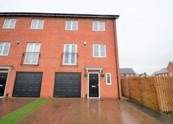 Thumbnail 4 bed semi-detached house for sale in 33 Cinder Lane, Castleford