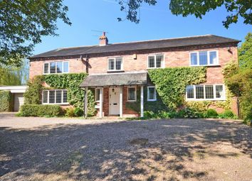 Thumbnail 4 bed detached house for sale in Croft House, Maer, Newcastle, Staffordshire