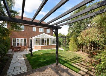 5 bed detached house for sale in Loxbeare Drive, Furzton, Milton Keynes MK4