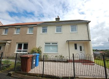 Thumbnail 3 bed semi-detached house for sale in Arran Avenue, Dumbarton