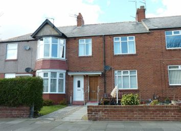 Thumbnail 2 bedroom flat to rent in Closefield Grove, Whitley Bay
