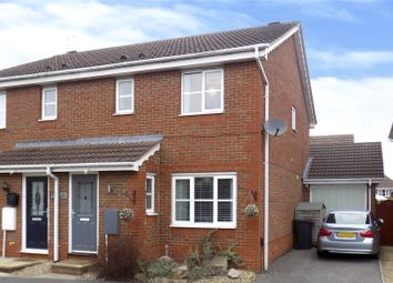 Thumbnail 4 bedroom semi-detached house for sale in Dickenson Road, Taw Hill, Swindon, Wiltshire