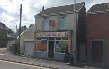 Thumbnail Retail premises for sale in Old Road Fish Bar, 12 Burrows Road, Skewen, Neath