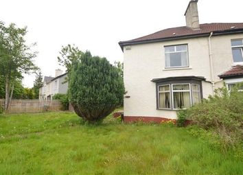 Thumbnail 3 bedroom semi-detached house for sale in Lincoln Avenue, Knightswood, Glasgow