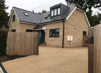 Thumbnail 4 bed detached house to rent in The Brambles, Girton, Cambridge