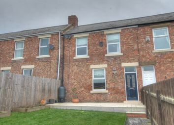 Thumbnail 2 bed terraced house for sale in Pine Street, Throckley, Newcastle Upon Tyne
