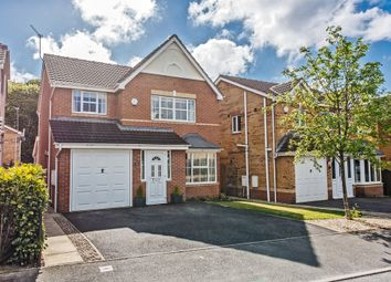 Thumbnail 4 bedroom detached house for sale in Cedarwood Court, Scholes, Rotherham