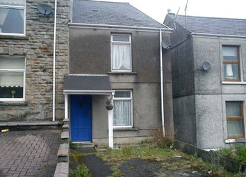 Thumbnail 2 bed terraced house to rent in Caemawr Road, Morriston, Swansea