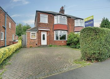 Thumbnail 3 bed semi-detached house for sale in West End Road, Cottingham