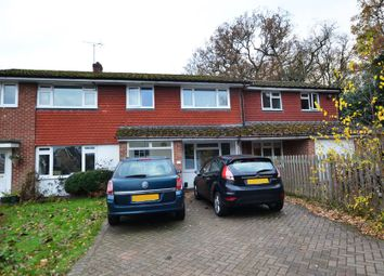 Thumbnail 3 bed terraced house to rent in Greenleas Close, Yateley