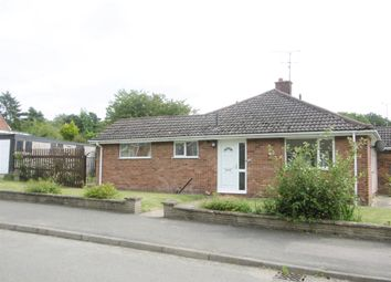 Thumbnail 2 bed semi-detached bungalow to rent in Deerlands Road, Wingerworth, Chesterfield