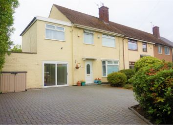 Thumbnail 4 bed semi-detached house for sale in Chorlton Close, Liverpool