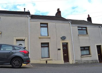 Thumbnail 2 bed terraced house for sale in Hall Street, Swansea