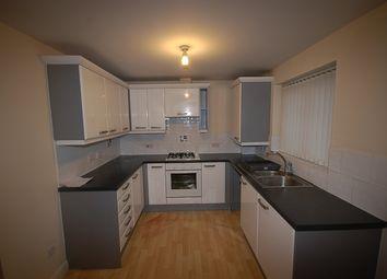 Thumbnail 2 bedroom flat for sale in Pankhurst Close, Guide, Blackburn