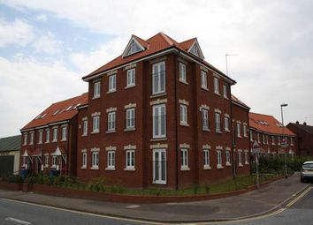 Thumbnail 1 bed flat to rent in Turner Court, Turner Road, Norwich