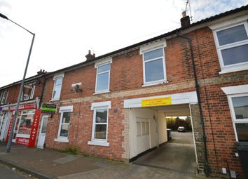 Thumbnail 2 bedroom maisonette for sale in Cauldwell Hall Road, Ipswich
