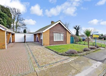 Thumbnail 2 bed detached bungalow for sale in Dorcas Gardens, Broadstairs, Kent
