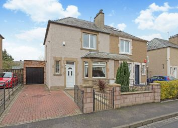 Thumbnail 3 bedroom semi-detached house for sale in 10 Easter Drylaw Place, Easter Drylaw, Edinburgh