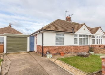 Thumbnail 2 bed semi-detached bungalow for sale in Tennyson Road, Wellingborough