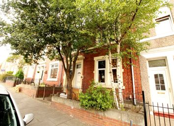 Thumbnail 2 bed flat for sale in Eastbourne Avenue, Gateshead