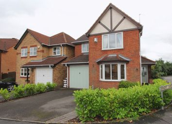 Thumbnail 4 bed detached house to rent in Windermere Avenue, Ashby-De-La-Zouch, Leicestershire