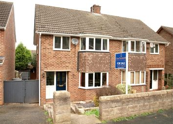Thumbnail 3 bed semi-detached house for sale in Marlborough Crescent, Burton-On-Trent, Staffordshire