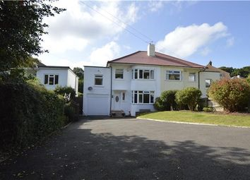 Thumbnail 4 bed semi-detached house for sale in Lyndhurst Avenue, Hastings, East Sussex