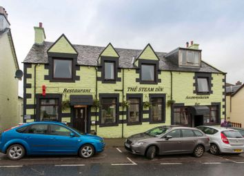 Thumbnail Commercial property for sale in Mallaig