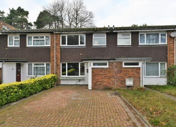 Thumbnail 3 bed terraced house to rent in Woodlands, Fleet, Hampshire