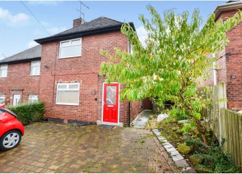 Thumbnail 3 bed semi-detached house for sale in Edward Street, Sheffield