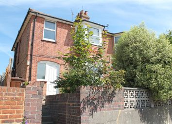 Thumbnail 3 bed semi-detached house to rent in Maberley Road, Bexhill-On-Sea