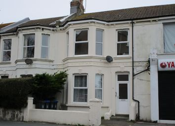 Thumbnail 2 bed flat to rent in Teville Road, Worthing