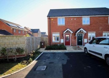 Thumbnail 2 bed end terrace house for sale in Merlin Road, Corby