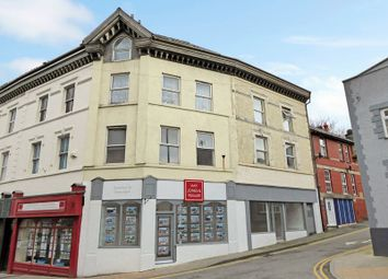 Thumbnail 1 bed flat for sale in South Penrallt, Caernarfon