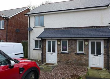 Thumbnail 3 bed semi-detached house for sale in Dol Helyg, Penrhyncoch, Ceredigion