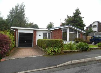 Thumbnail 3 bed detached bungalow for sale in Longfield Road, Shaw, Oldham