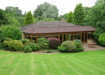 Thumbnail 6 bed detached house for sale in The Dell, Morpeth