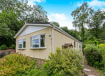 Thumbnail 2 bed mobile/park home for sale in Cupola Park, Whatstandwell, Matlock