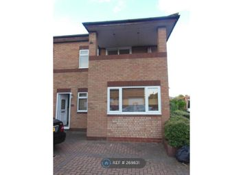 Thumbnail 4 bed end terrace house to rent in Sutcliff Ave, Milton Keynes