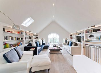 Thumbnail 3 bed flat for sale in Linstead Street, London