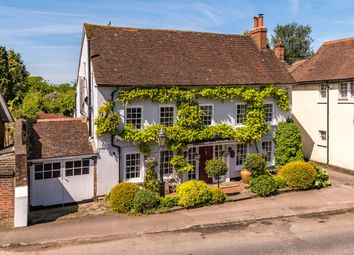 Thumbnail 4 bed detached house for sale in High Street, Merstham, Redhill, Surrey