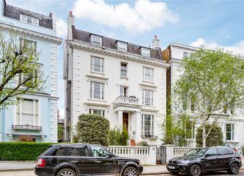 Thumbnail 3 bedroom flat for sale in Pembridge Crescent, London