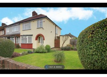 Thumbnail 3 bed detached house to rent in Alma Avenue, Hornchurch